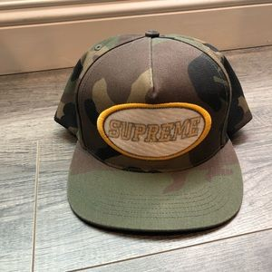 Limited edition supreme hat